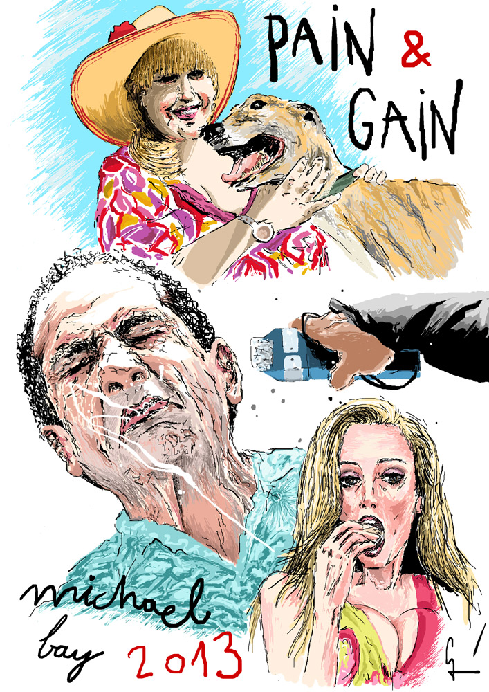 'PAIN & GAIN 2013' - Germán Piqueras