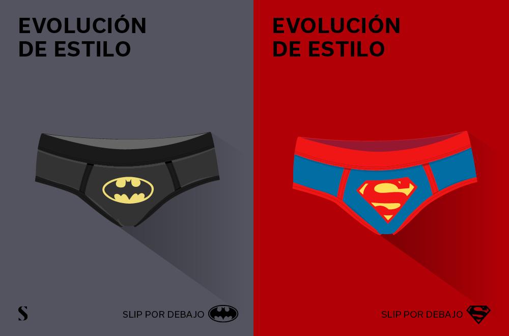 Batman v Superman - Slip