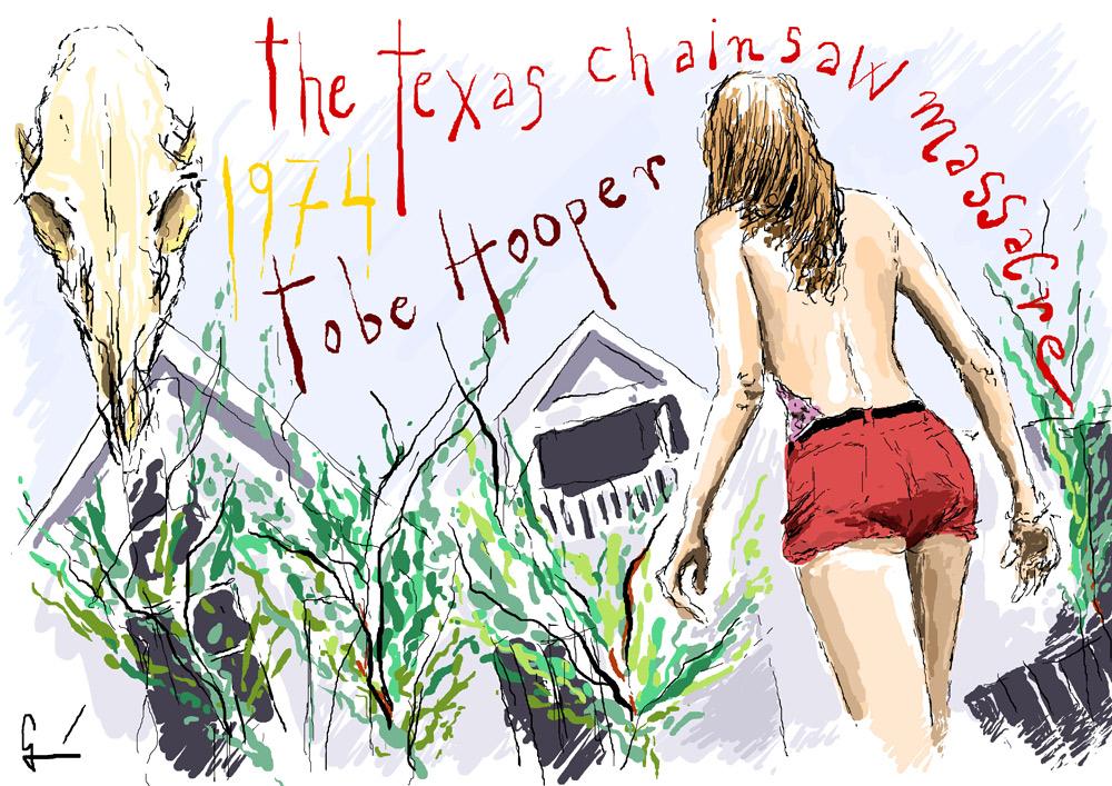 'The texas chain saw massacre'- Germán Piqueras