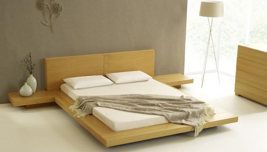12 ideas de camas bajas a dormir al suelo malatinta for Camas de dormir