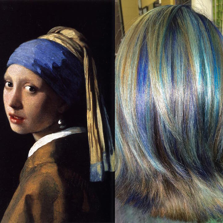 Girl With a Pearl Earring de Johannes Vermeer