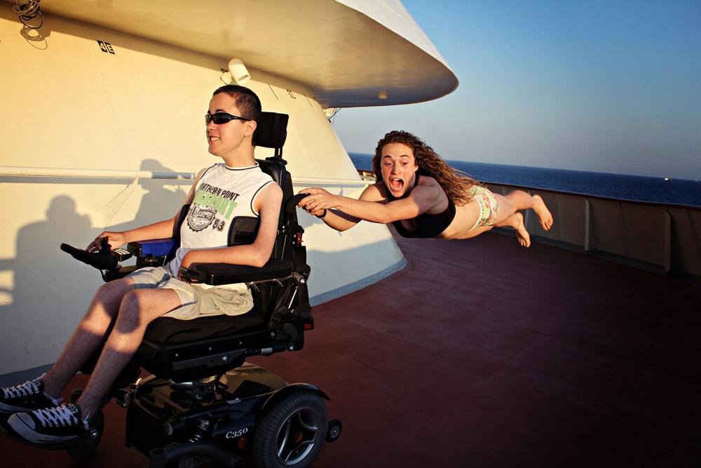 1er premio 2011: 'El poder de una sonrisa' Laura Carrillo García