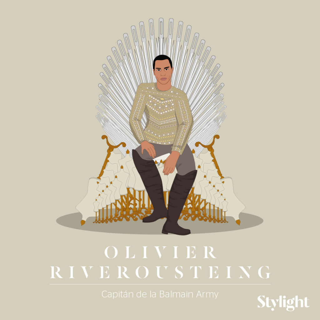 Oliver Rousteing