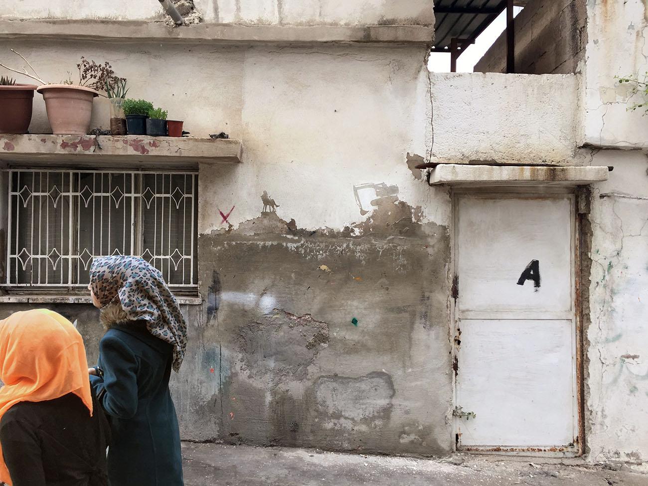 PEJAC: 'Throne', Al-Hussein, Palestine Refugee Camp | Amman, Jordan | 2016