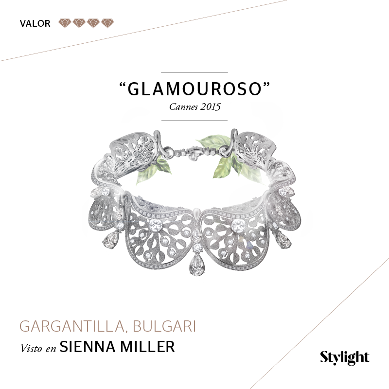Stylight - Top 8 Joyas en Cannes - Gargantilla, Bulgari