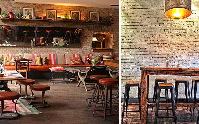 30 bares de dise o vintage malatinta magazine for Bares en madera disenos