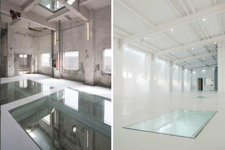 Ap ntate a la moda de los suelos de cristal malatinta - Suelos de vidrio ...