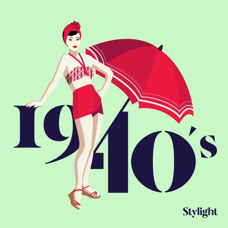 Stylight - El bikini 70 a§os de estilo - A§os 40