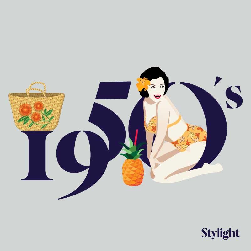 Stylight - El bikini 70 a§os de estilo - A§os 50