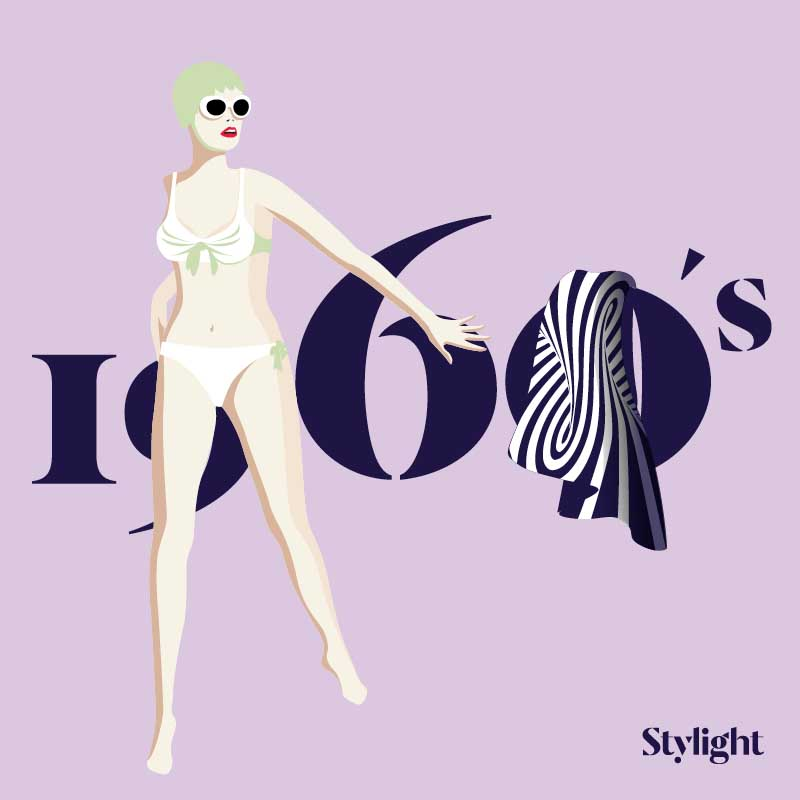 Stylight - El bikini 70 a§os de estilo - A§os 60