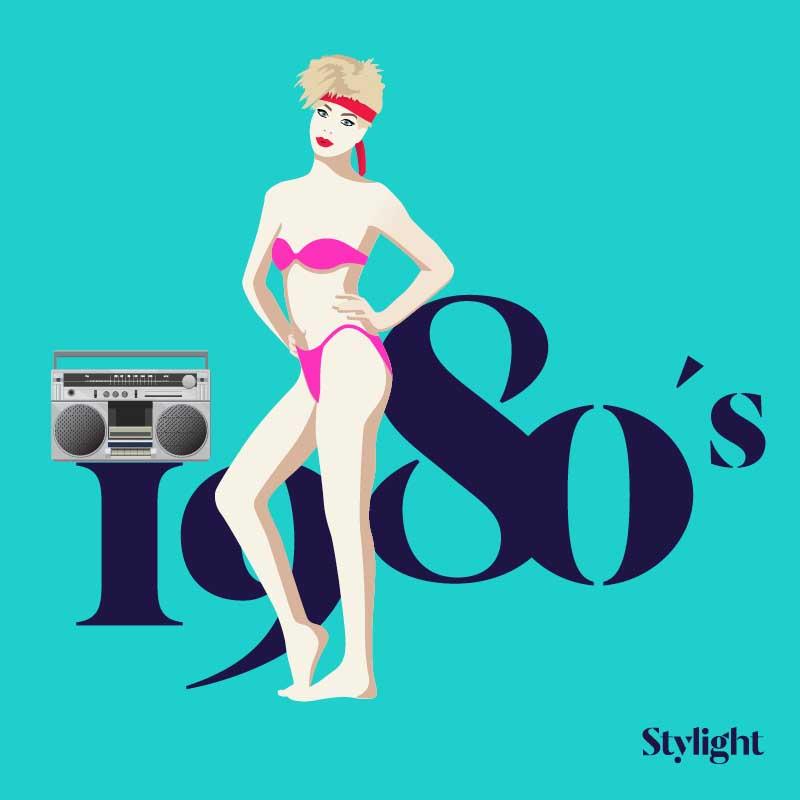 Stylight - El bikini 70 a§os de estilo - A§os 80