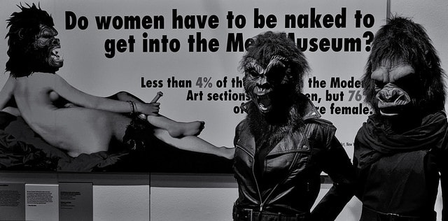 wannabe guerrilla girls-min