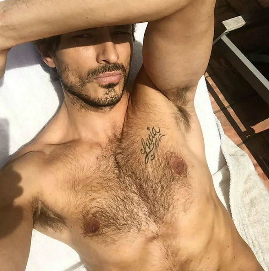 Andrés Velencoso en una imagen de archivo