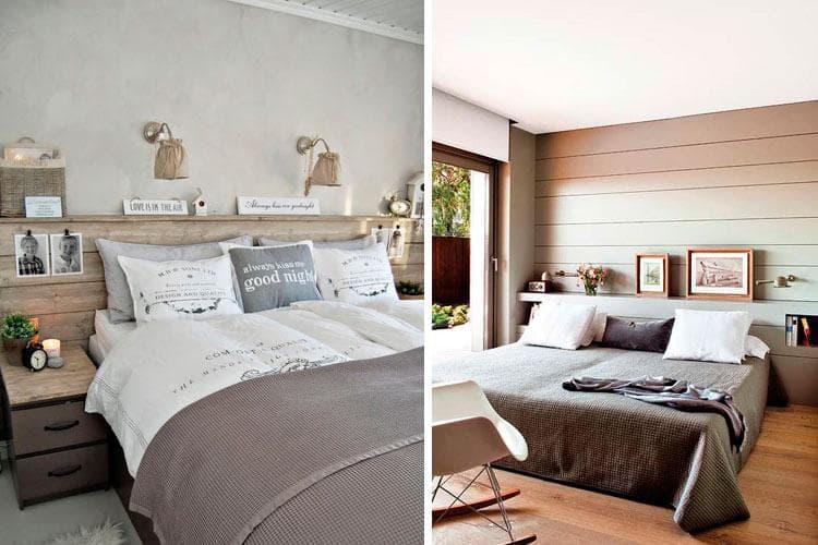 Cabeceros de obra para tu dormitorio malatinta magazine - Cabecero con fotos ...