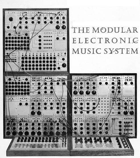 Modular Electronic Music System