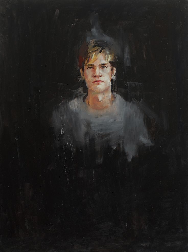 'Portrait of Matthew Shepard' - Catherine Graffam
