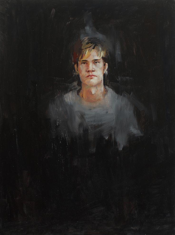 'Portrait of Matthew Shepard' - Catherine Graffam