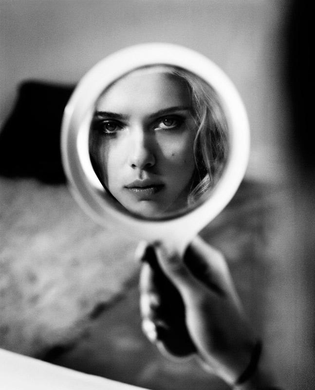 Scarlett Johansson New York, 2013 Photo © Vincent Peters
