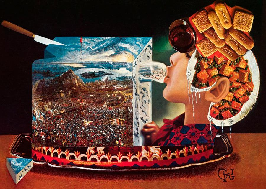 ©Salvador Dalí. Fundació Gala-Salvador Dalí, Figueres, 2016