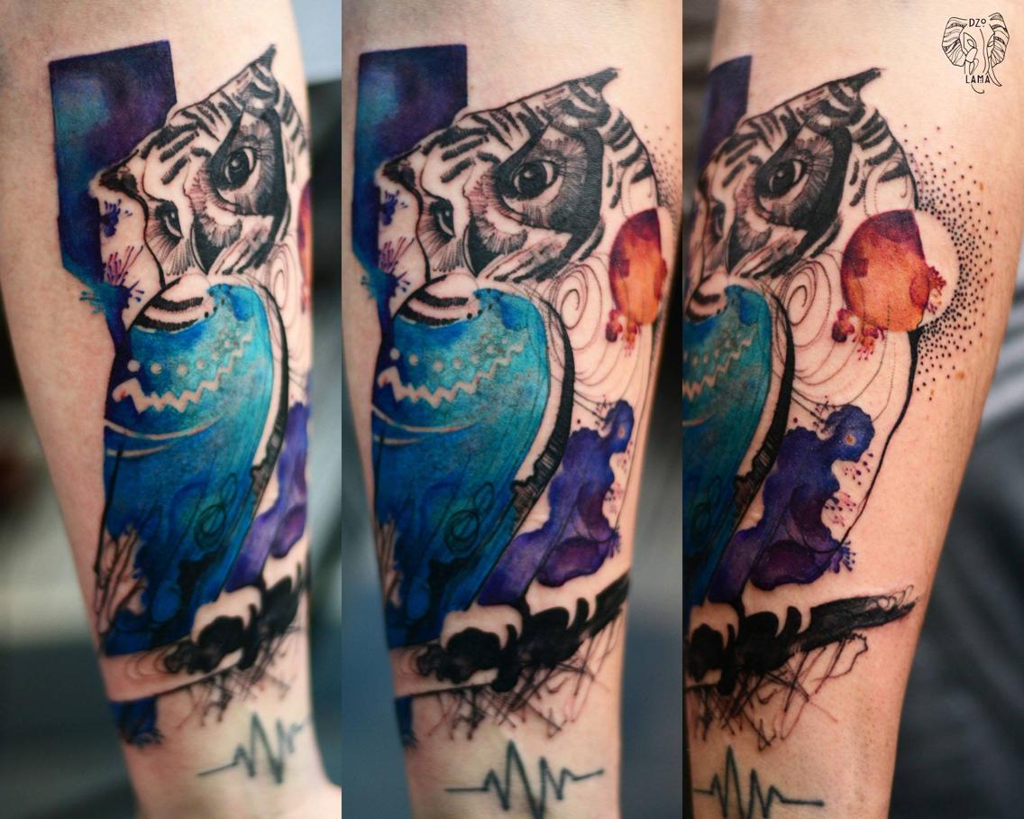 Joanna Swirska tatuaje