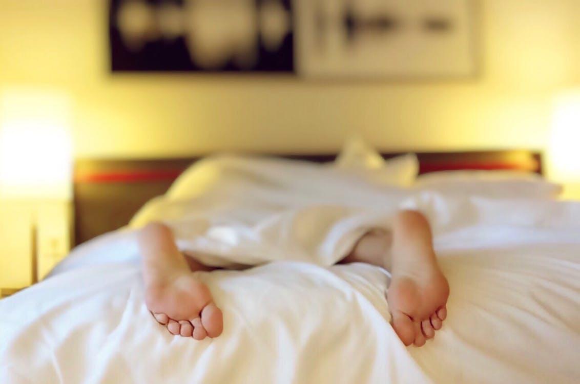 Dormir bien con método 4-7-8