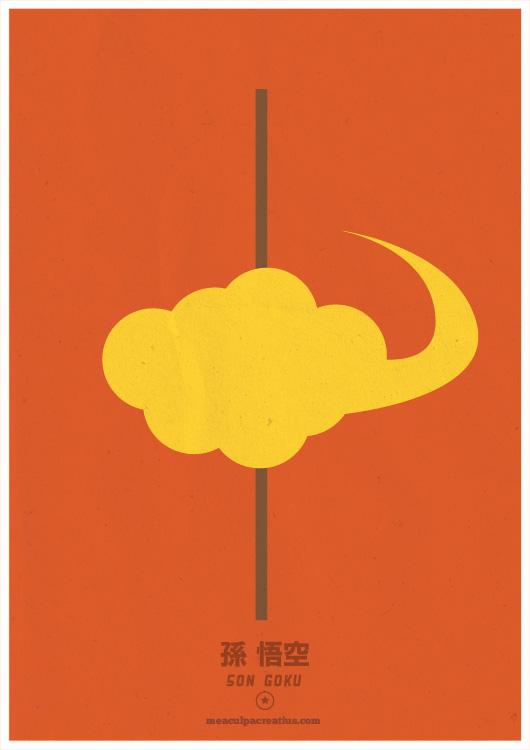 posters Dragon Ball