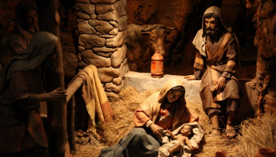 Fotos De Belenes En Espana.Los Belenes Mas Bonitos De Espana Malatinta Magazine