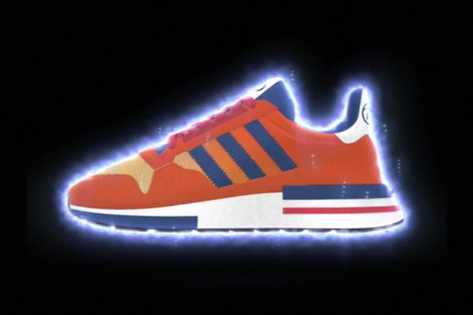 Adidas Dragon Ball Z -