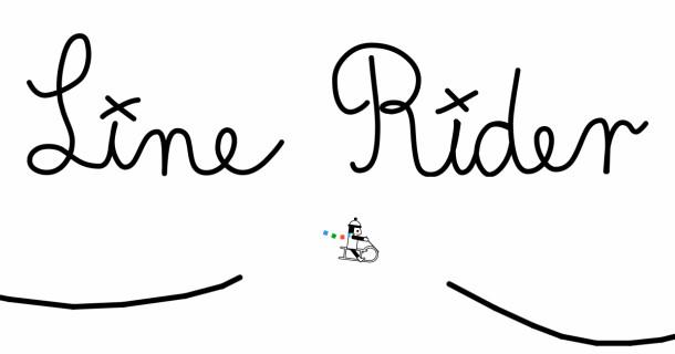 Line Rider Flash