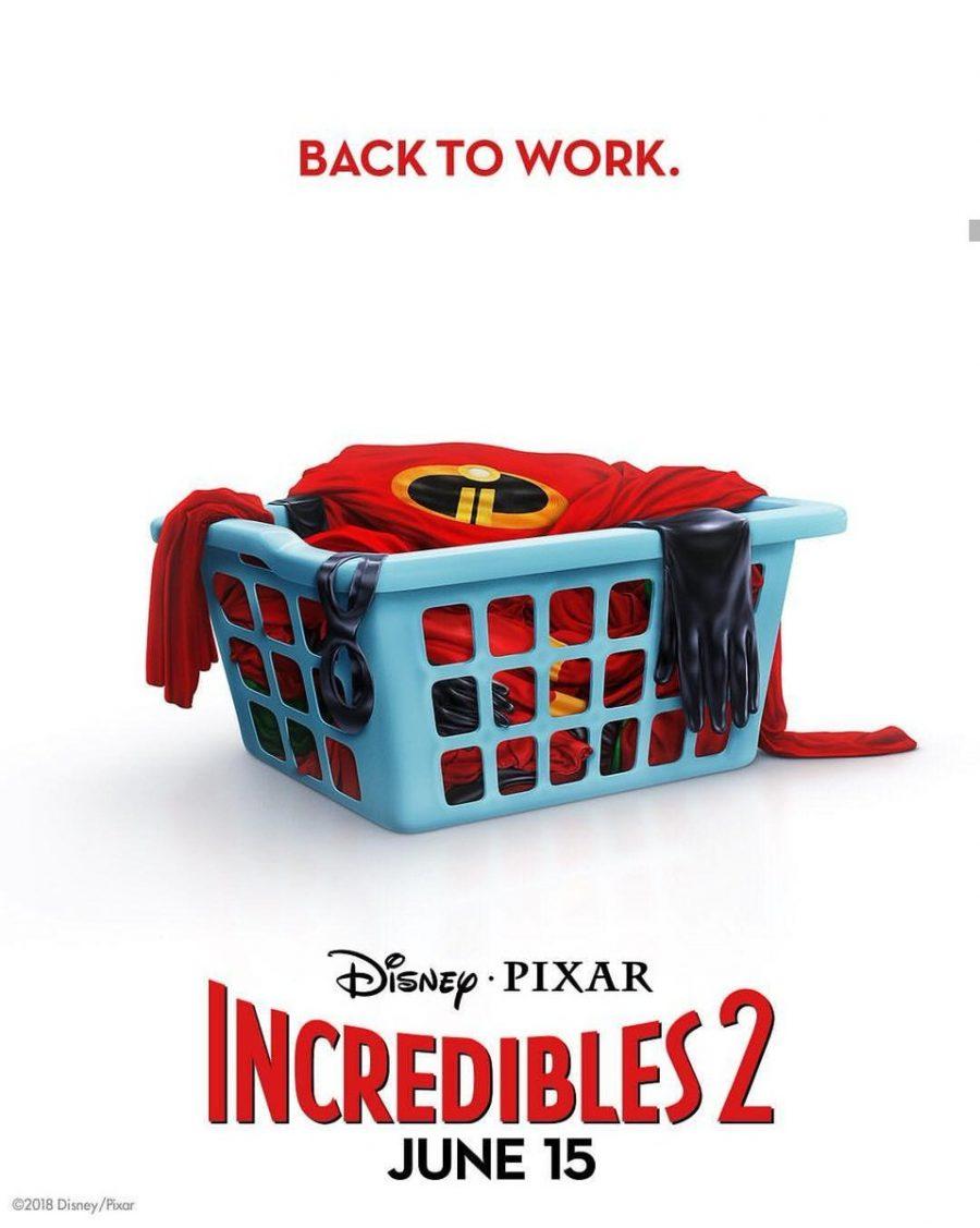 Cartel Los Increíbles II