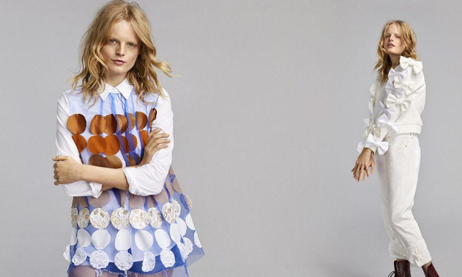RE:CYCLE, la nueva colección sostenible de Viktor & Rolf para Zalando