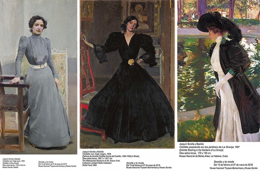 Sorolla y la moda: la nueva exposición del museo Thyssen- Bornemisza y el Museo Sorolla