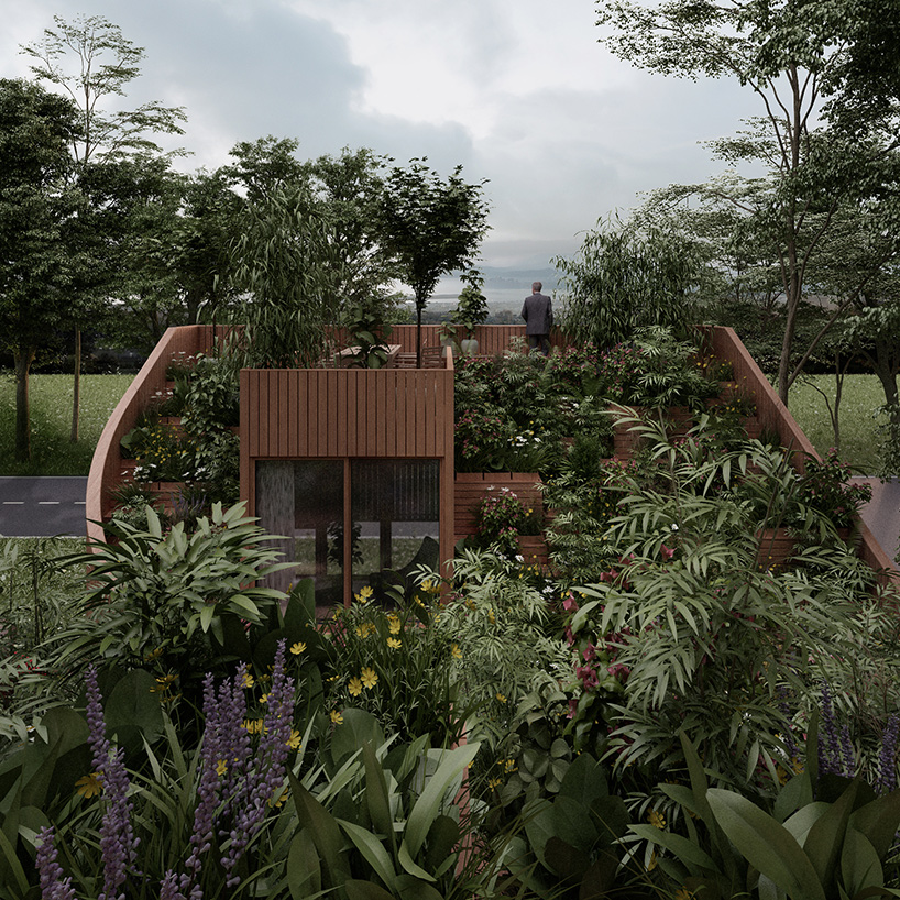 Babilonia Resucita En Los Jardines De La Casa Yin Yang Malatinta