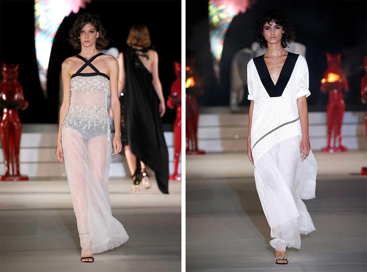 La moda española vuelve a viajar a Ibiza con Mercedes-Benz Fashion Weekend Ibiza