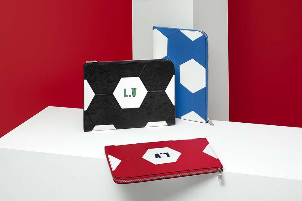 Colección Louis Vuitton para el mundial de fútbol