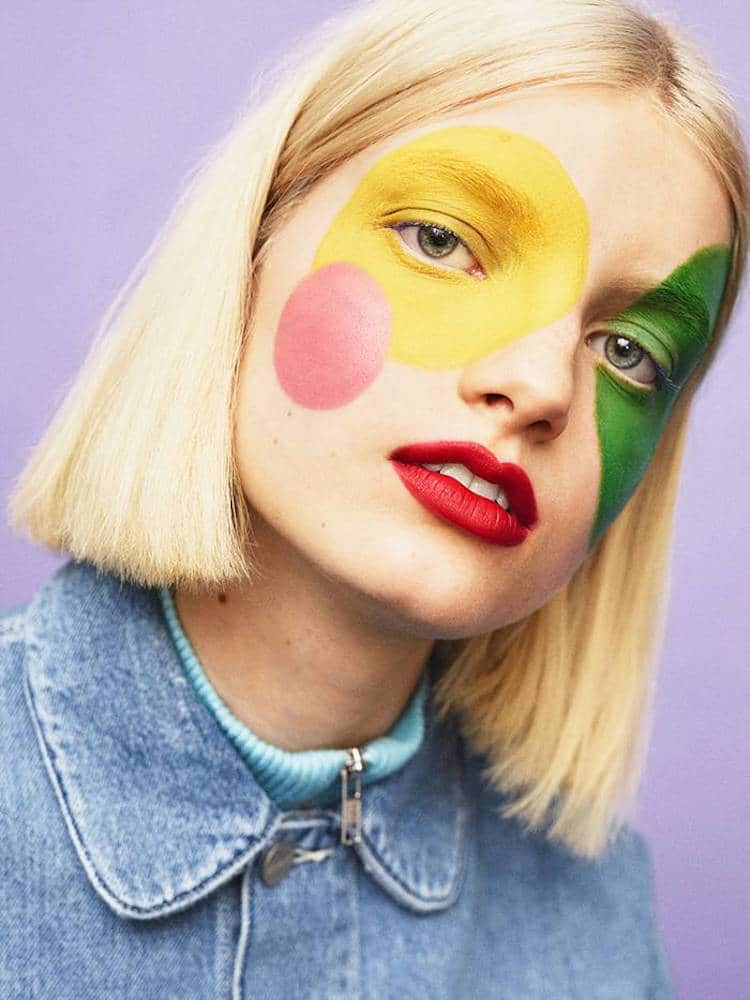 Crayola y Asos presentan una colección de maquillaje