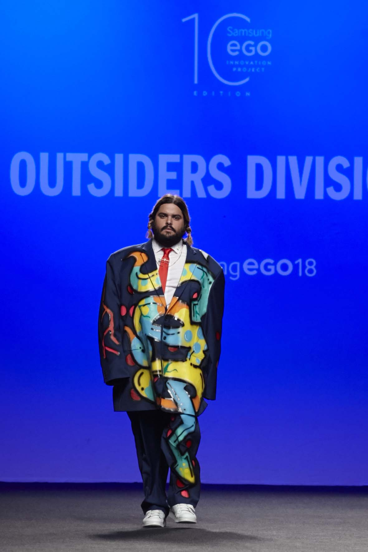 Outsiders Division Mercedes-Benz Fashion Week Madrid Ta