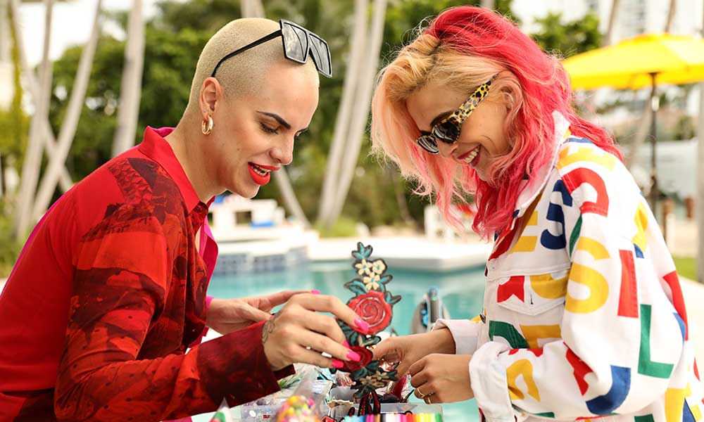 Desigual Colour House Miami