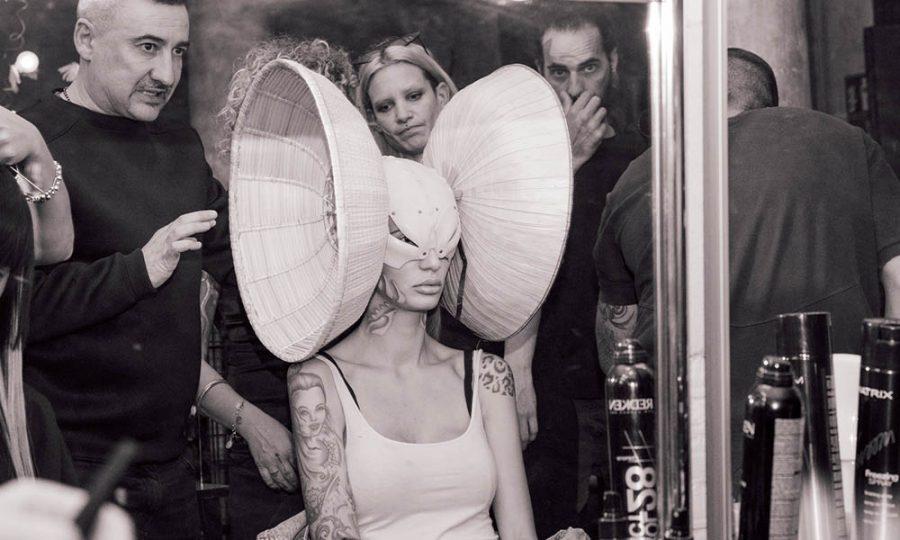 Manuel Albarrán, diseñador de Lady Gaga y Madonna, explora nuevos conceptos artísticos con `Hyper Realista´